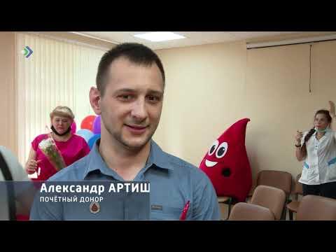 В Коми на 37 почетных доноров крови стало больше