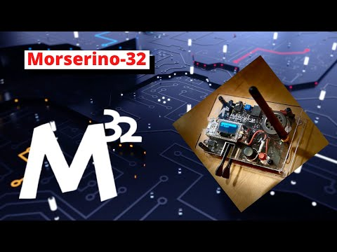 Morserino-32 Extended Review