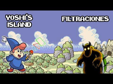 Las filtraciones de Yoshi's Island | Peasoroms 2020