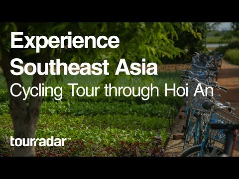 Experience Southeast Asia: Cycling Tour Through Hoi An