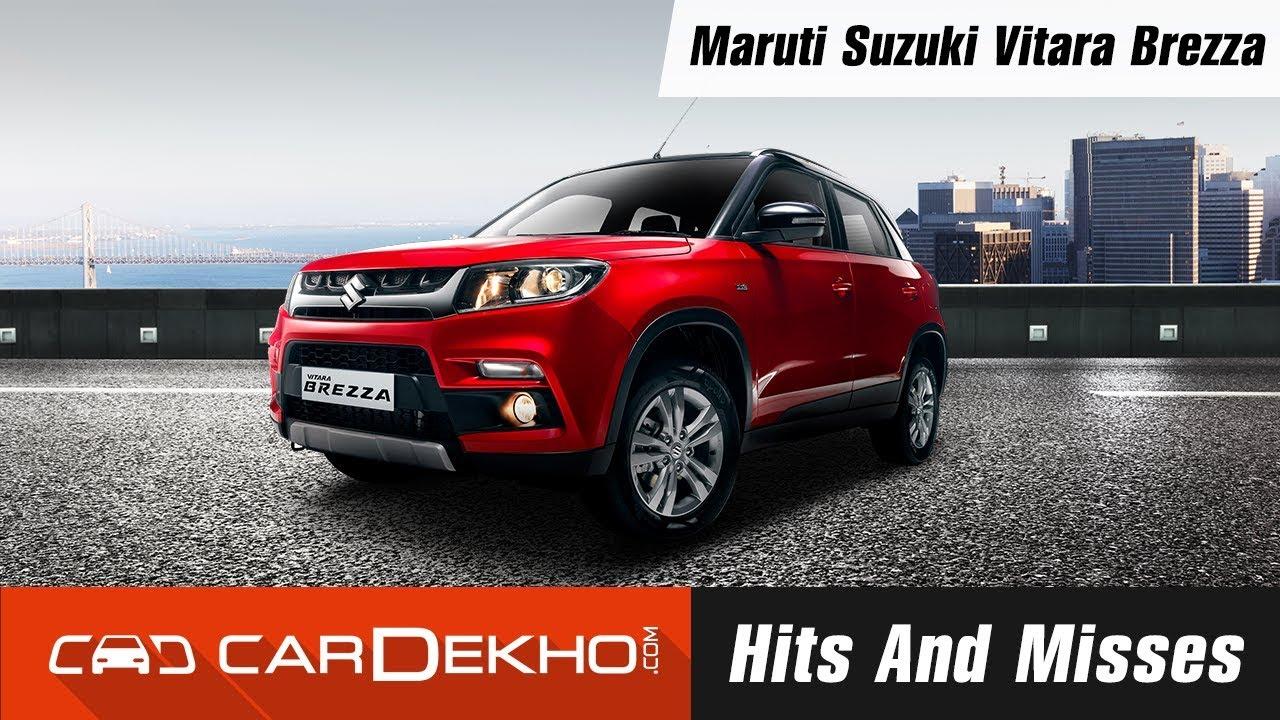 Maruti Suzuki Vitara Brezza Hits & Misses
