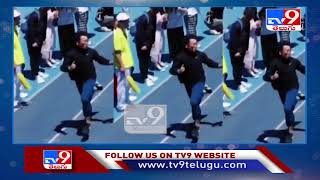 iSmart News : స్ప్రింటర్లను మించి కెమెరామెన్ పరుగో పరుగు - TV9 - TV9