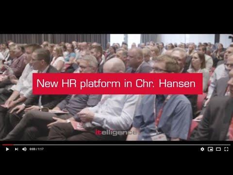 Chr. Hansen | Making Digital Real 2018