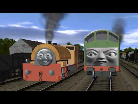 Download Youtube to mp3: Thomas & Friends In Trainz - Troublesome Trucks