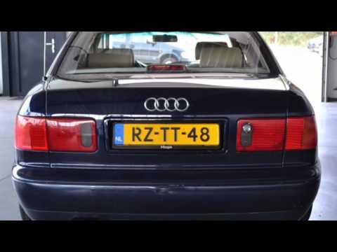 Audi A8 2.8 5V Automaat Airco ECC Leer Licht metaal Inruil