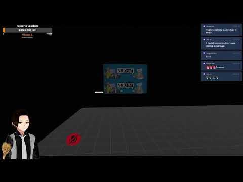 SPREAD MUSIC TO VR ! : #RUVTuber играет на фортепиано в VRChat