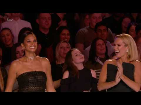 Chicken and Chips Song Makes Judges Crazy | Audition 7 | Britain's Got Talent 2017