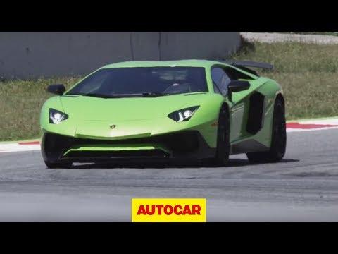 Lamborghini Aventador LP750-4 SV first drive