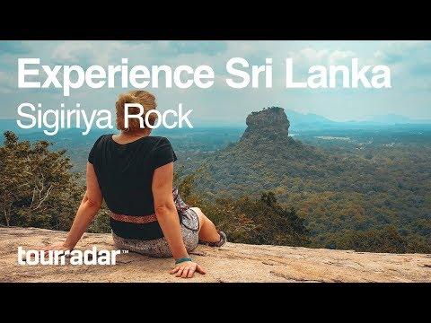 Experience Sri Lanka: Sigiriya Rock
