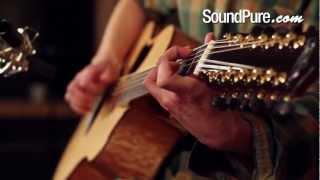 McPherson 4.5XP 12-String Acoustic Guitar Demo