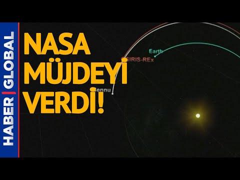 Örnekleri Toplandı, Dünya'ya Doğru Yola Çıktı! NASA'dan İnsanlık Tarihini Değiştirecek Açıklama