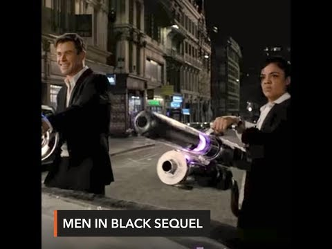 The first 'Men in Black International' trailer is here