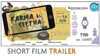 Karma Seetha Making Video || Latest Telugu Short Film | Anudeep, Shahid Abdul, Manisha - YOUTUBE