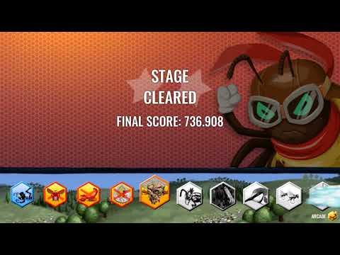 Beekyr Reloaded - Stage Cleared (new song).