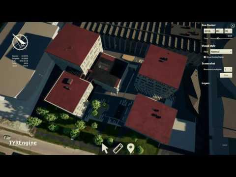 TyrEngine - en plattform för visualisering av hållbart samhällsbyggande