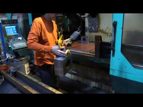 Stena Components - Precisionsslipning