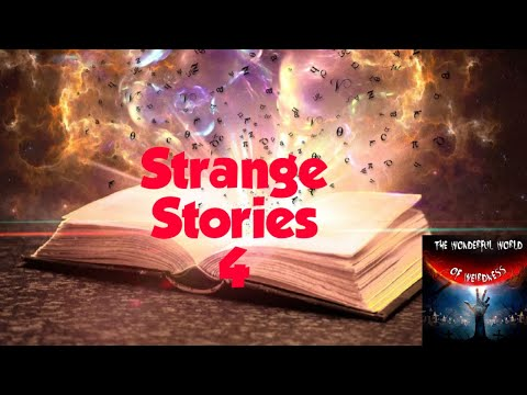 Strange Stories 4 : The Guardian Angel