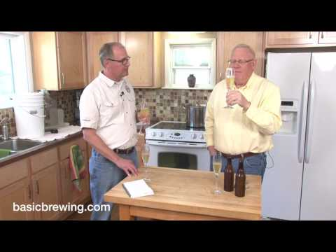 Sparkling and Peach Meads - Basic Brewing Video - April 21, 2017