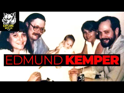 Why You Should NEVER Share A Ride With A Stranger: EDMUND KEMPER | Serial Killer & Crime Documentary