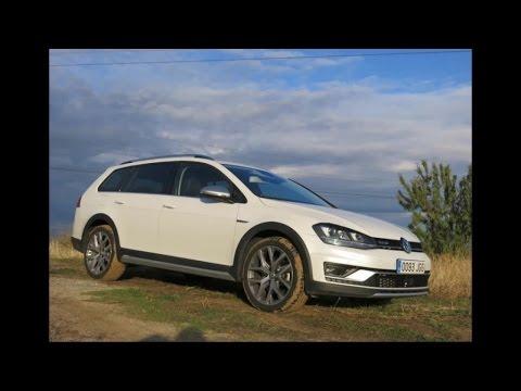 Volkswagen Golf Alltrack - Prueba en Portalcoches