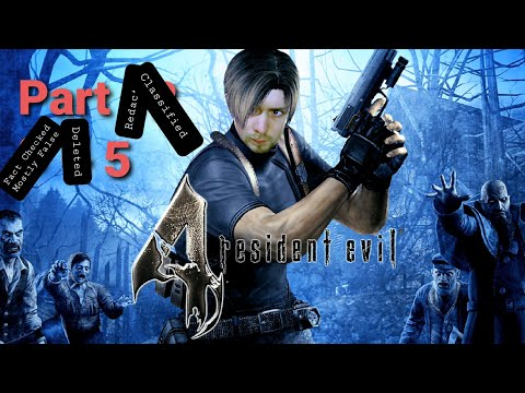 Resident Evil 4   Part 5 (The Lake and The Giant?)
