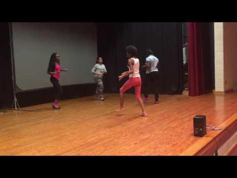 Ruffner Academy After School Latin Dance Club Sponsored by Mambo Room