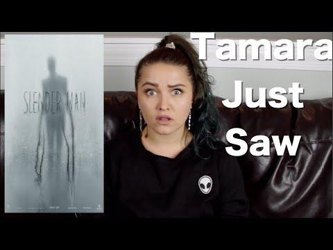 Slender Man - Tamara Just Saw