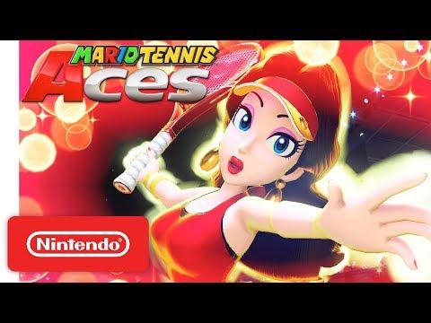 Mario Tennis Aces - Pauline - Nintendo Switch