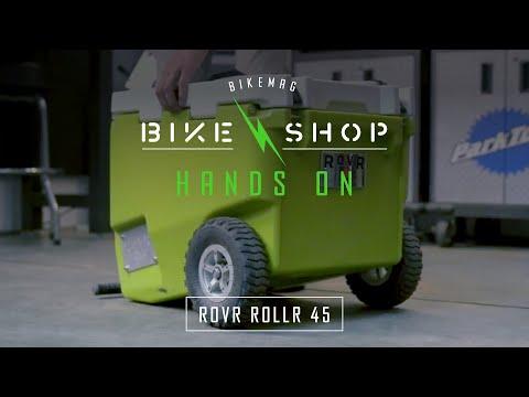 HANDS ON: Rovr RollR 45 Quart Cooler