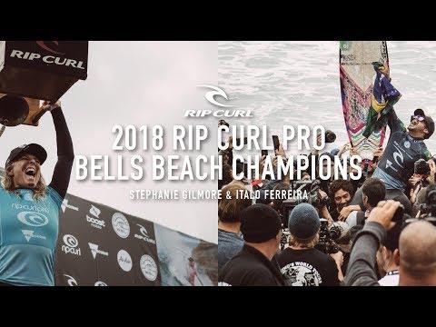 Finals Day Highlights | 2018 Rip Curl Pro Bells Beach