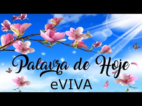 PALAVRA DE HOJE 21 DE ABRIL eVIVA MENSAGEM MOTIVACIONAL PARA REFLEXÃO DE VIDA - BOM DIA!