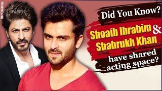 Did you know? Shoaib Ibrahim and Shahrukh Khan have shared acting space! | TellyChakkar - TELLYCHAKKAR