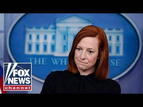 Jen Psaki holds White House press briefing   6/21/2021