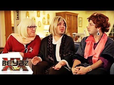 3 Adam ve Annelerinin Çekişmeleri - Beyaz Show
