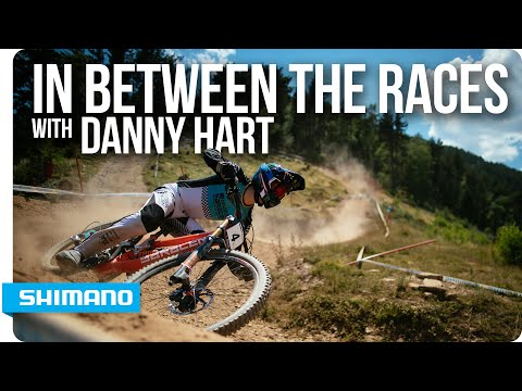 In Between The Races with Danny Hart | SHIMANO