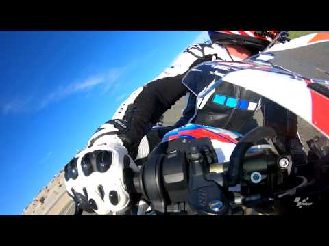 A lap of the Circuit Ricardo Tormo with GoPro?