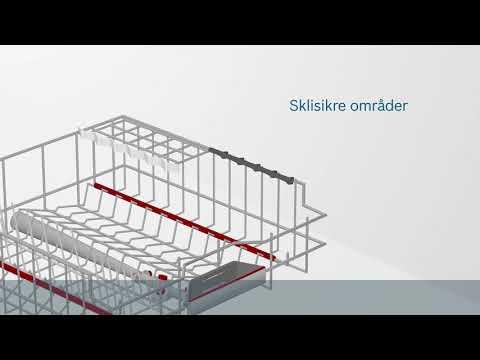 MaxFlex – Bosch PerfectDry oppvaskmaskiner