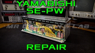 Yamabishi SE-PW Power Supply Repair