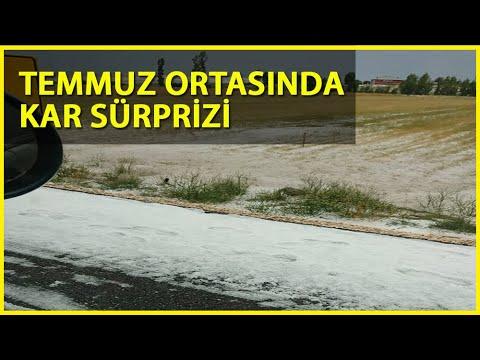 Erciş'te Temmuz Karı