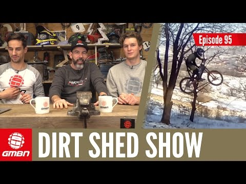 """Was 2016 The Best Ever Year For Mountain Biking"""" 