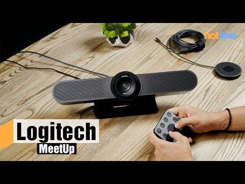 Logitech MeetUp — обзор камеры для конференций photo