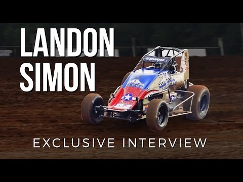 Landon Simon EXCLUSIVE INTERVIEW!