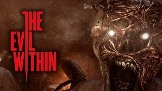 I'M DOING BRAIN SURGERY? The Evil Within - Gameplay - Part 3