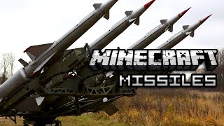 Minecraft: RIDE THE LIGHTNING - SethBling's Missile Wars!