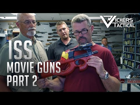 ISS Movie Guns: Part 2