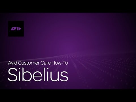 Sibelius Offline Activation using Application Manager