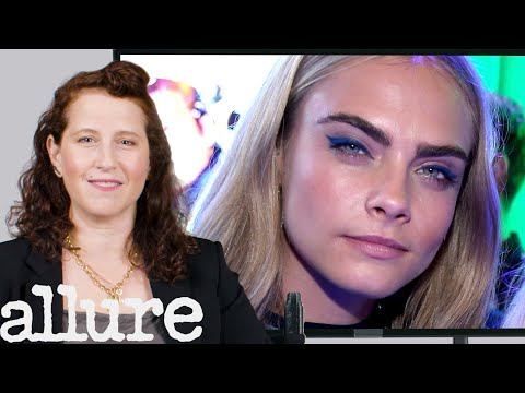 Cara Delevingne's Makeup Artist Breaks Down Her Best Looks | Pretty Detailed | Allure