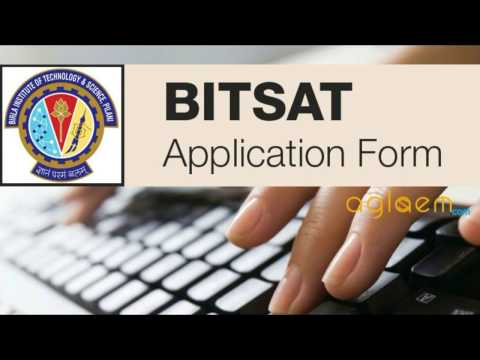 How to apply for BITSAT 2017