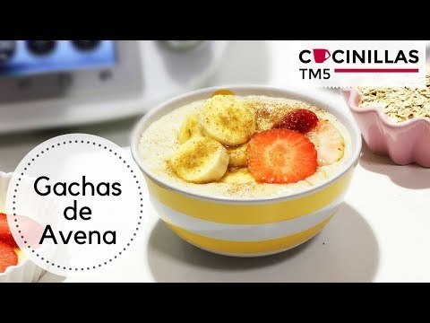 Gachas de Avena Básicas | Porridge | Desayuno Saludable Fit