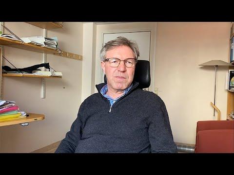 Region Dalarna under coronapandemin: Anders, smittskyddsläkare